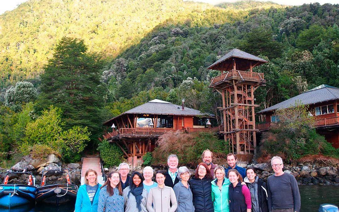 Científicos de todo el mundo participan de un Workshop en Huinay